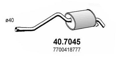 ASSO Einddemper (40.7045)