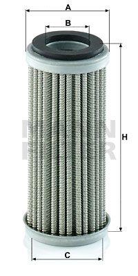 Hidrolik filtre, Direksiyon HD 5004