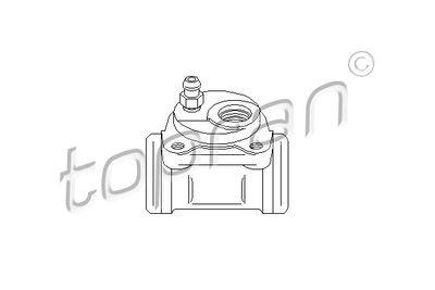 TOPRAN Wielremcilinder (720 261)
