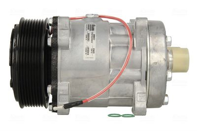 NISSENS Compressor, airconditioning ** FIRST FIT ** (89857)