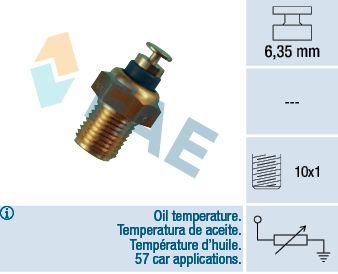 FAE Sensor, olietemperatuur (32200)