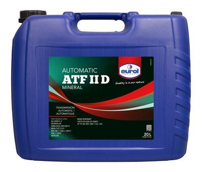 EUROL Olie voor stuurbekrachtiging Eurol ATF II D (E113650-20L ZIL)