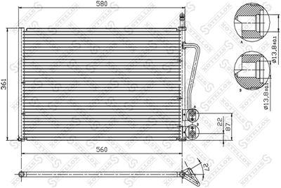 STELLOX 10-45020-SX
