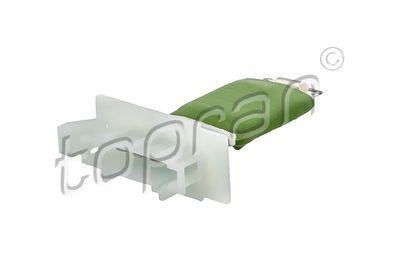 TOPRAN Weerstand, interieurventilator (723 701)
