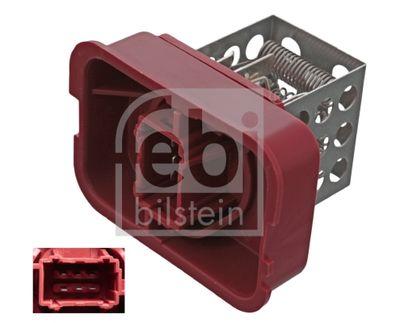 FEBI BILSTEIN Weerstand, interieurventilator febi Plus (48926)
