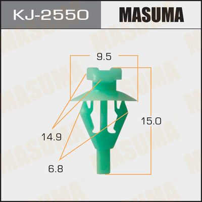 MASUMA KJ-2550