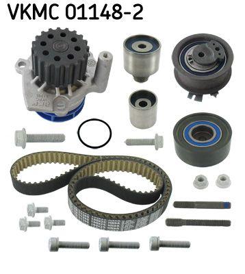 SKF Waterpomp + distributieriem set (VKMC 01148-2)