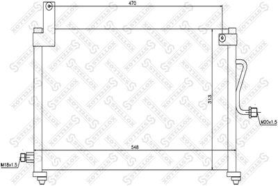 STELLOX 10-45026-SX
