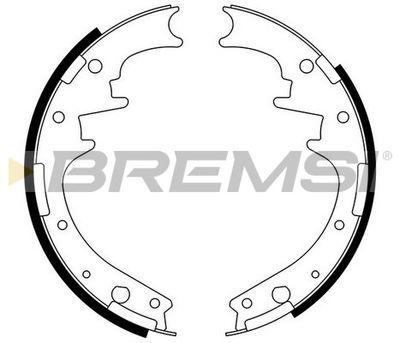BREMSI GF4581