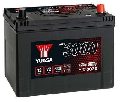 YUASA Accu / Batterij YBX3000 SMF Batteries (YBX3030)