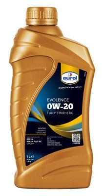 EUROL Motorolie Eurol Evolence 0W-20 (E100128-1L)