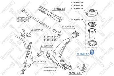 STELLOX 11-73003-SX