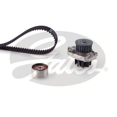 GATES Waterpomp + distributieriem set PowerGrip® (KP15627XS)