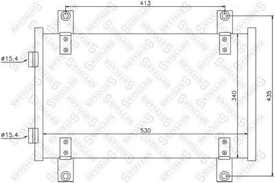 STELLOX 10-45560-SX