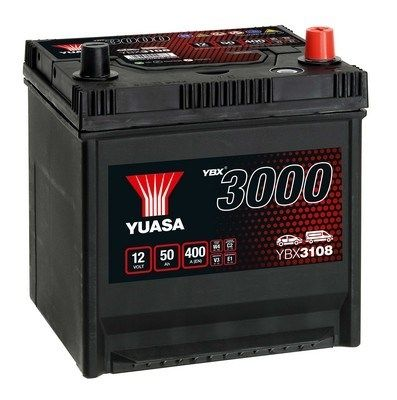 YUASA Accu / Batterij YBX3000 SMF Batteries (YBX3108)