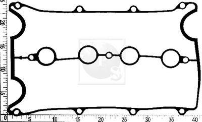 NPS Klepdekselpakking (M122A14)