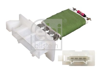 FEBI BILSTEIN Weerstand, interieurventilator febi Plus (102596)