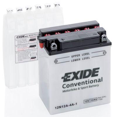 EXIDE 12N12A-4A-1