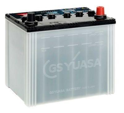 YUASA Accu / Batterij YBX7000 EFB Start Stop Plus Batteries (YBX7005)