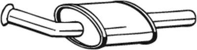 BOSAL Middendemper (200-811)