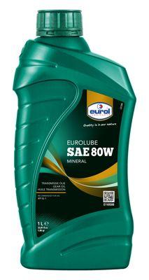 EUROL Versnellingsbakolie Eurol Eurolube SAE 80W GL1 (E110500-1L)