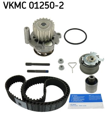 SKF Waterpomp + distributieriem set (VKMC 01250-2)