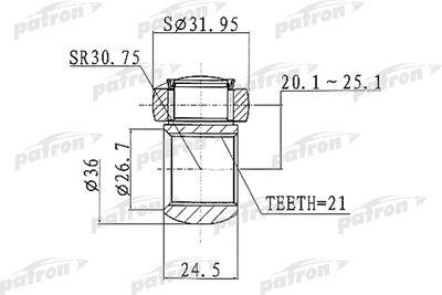 PATRON PTD005