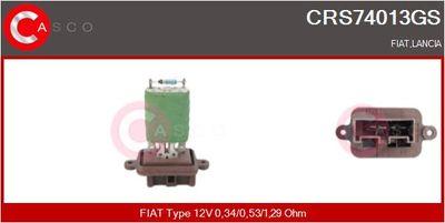 CASCO Weerstand, interieurventilator (CRS74013GS)