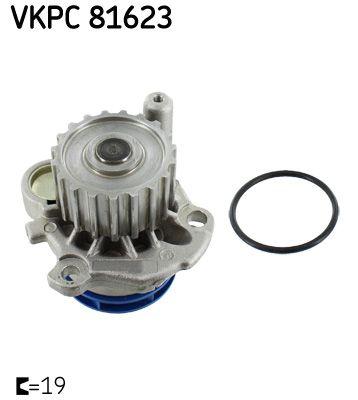 SKF Waterpomp (VKPC 81623)