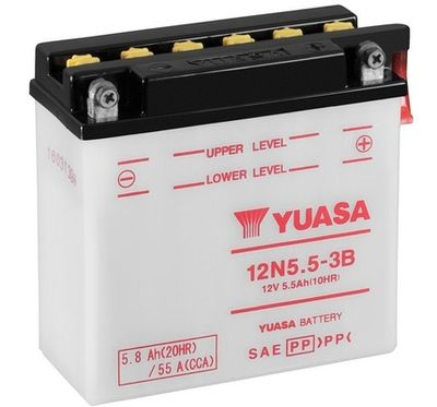 YUASA 12N5.5-3B