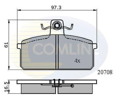 COMLINE CBP0204