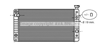 AVA QUALITY COOLING CT2023