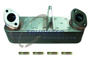 TRUCKTEC AUTOMOTIVE Oliekoeler, motorolie (01.18.059)