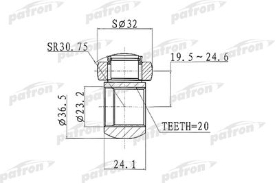 PATRON PTD002