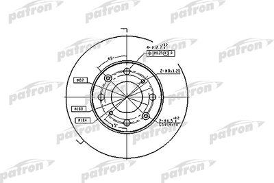 PATRON PBD1807
