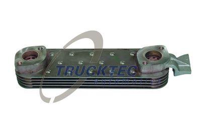 TRUCKTEC AUTOMOTIVE Oliekoeler, motorolie (01.18.064)