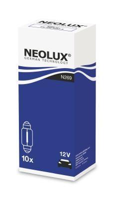 NEOLUX® Gloeilamp, kentekenplaatverlichting (N269)