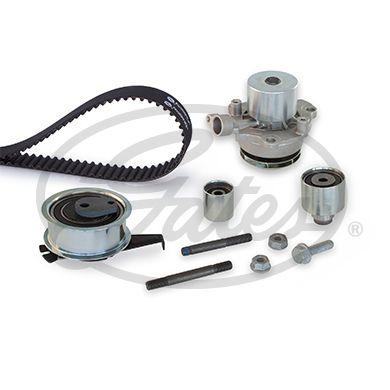 GATES Waterpomp + distributieriem set PowerGrip® (KP15678XS)
