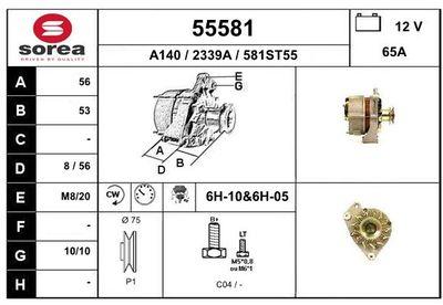 EAI 55581