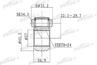 PATRON PTD004