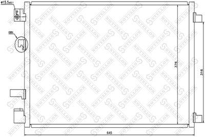 STELLOX 10-45482-SX