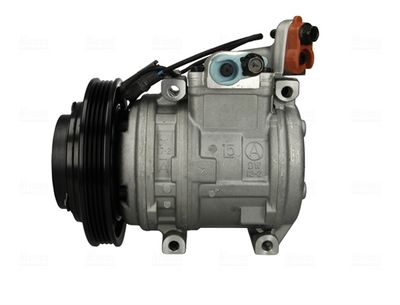 NISSENS Compressor, airconditioning ** FIRST FIT ** (89512)