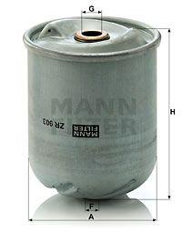 MANN-FILTER Oliefilter (ZR 903 x)