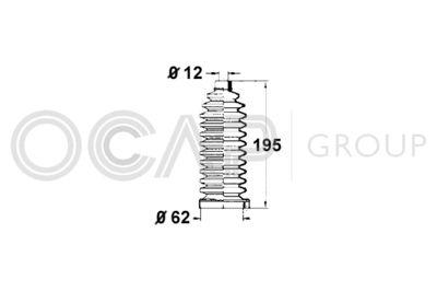 OCAP Stuurhoes, besturing (1211286)