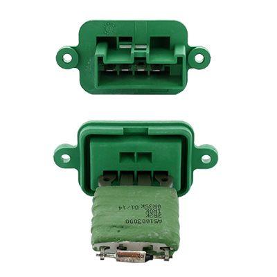 FISPA Weerstand, interieurventilator (10.9127)