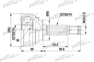 PATRON PCV1026