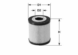 CLEAN FILTERS Oliefilter (ML4562)