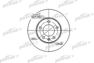 PATRON PBD2805