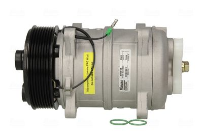 NISSENS Compressor, airconditioning ** FIRST FIT ** (899945)