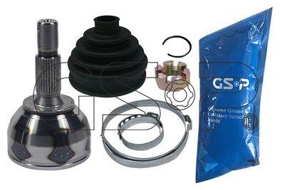 GSP Homokineet reparatie set, aandrijfas (810098)